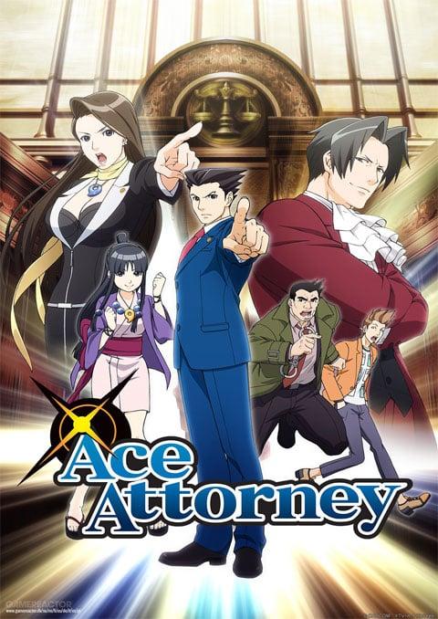 Gyakuten Saiban (Ace Attorney) (ภาค1) ซับไทย [จบแล้ว]