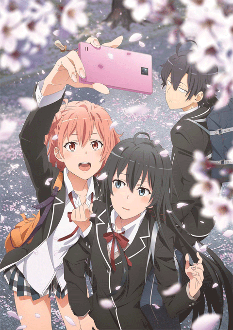 Yahari Ore no Seishun Love Comedy wa Machigatte iru (ภาค3) ซับไทย [จบแล้ว]
